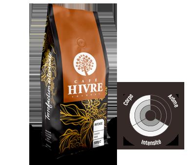 café hivre intense