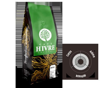 café hivre saveur